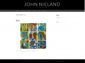 Website John Nieland